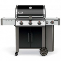 Barbecue Weber a Gas Genesis II LX E-340 GBS Black Cod. 61014129