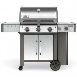 Barbecue a Gas Genesis II LX S-340 GBS Inox Weber Cod. 61004129