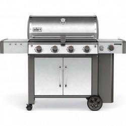 Barbecue Weber a Gas Genesis II LX S-440 GBS Inox Cod. 62004129