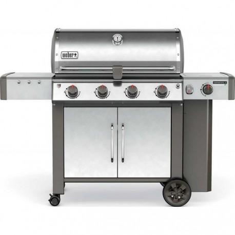 Barbecue a Gas Genesis II LX S-440 GBS Inox Weber Cod. 62004129