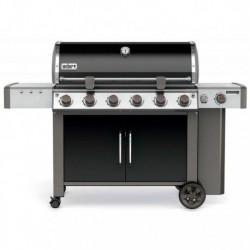 Barbecue Weber a Gas Genesis II LX E-640 GBS Black Cod. 63014129