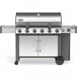 Barbecue a Gas Genesis II LX S-640 GBS Inox Weber Cod. 63004129