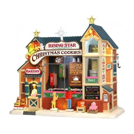 Rising Star Bakery con Alimentatore 4.5V Cod. 35557