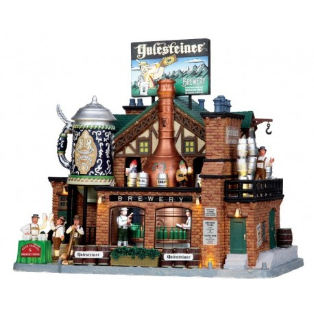 Yulesteiner Brewery con Alimentatore 4.5V Cod. 5073