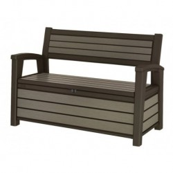 Cassapanca in Resina BRUSHED BENCH Keter