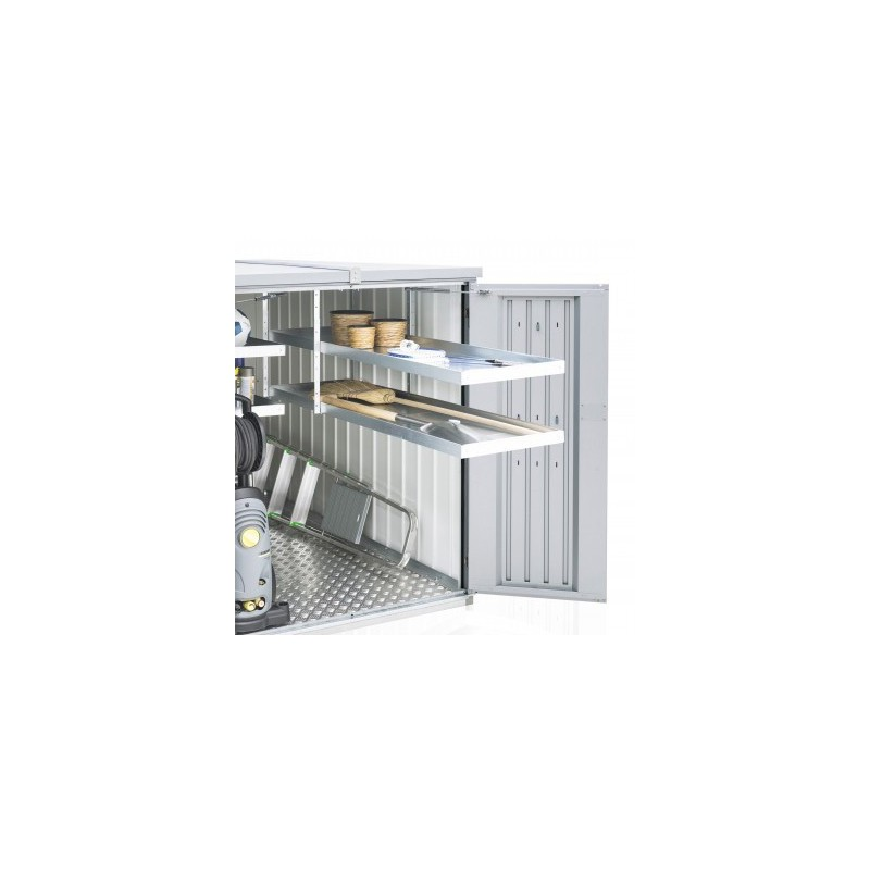 Scaffale per garage idee di design per la casa for Design per la casa in metallo
