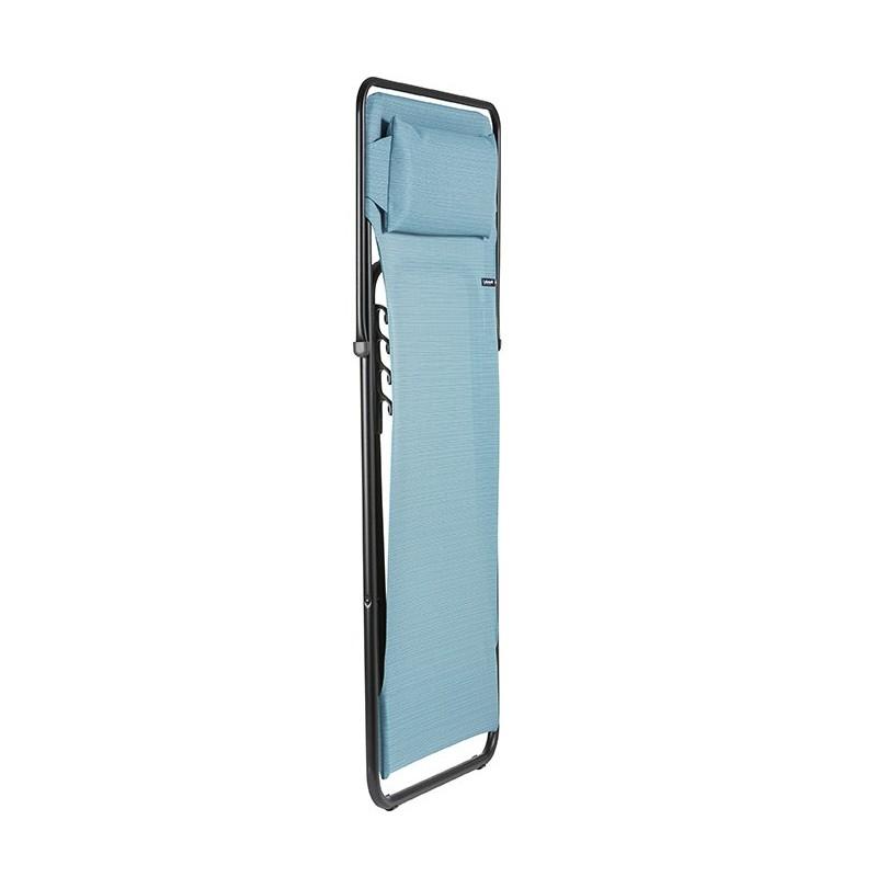 sedia sdraio maxi transat lafuma lfm1909 aqua. Black Bedroom Furniture Sets. Home Design Ideas