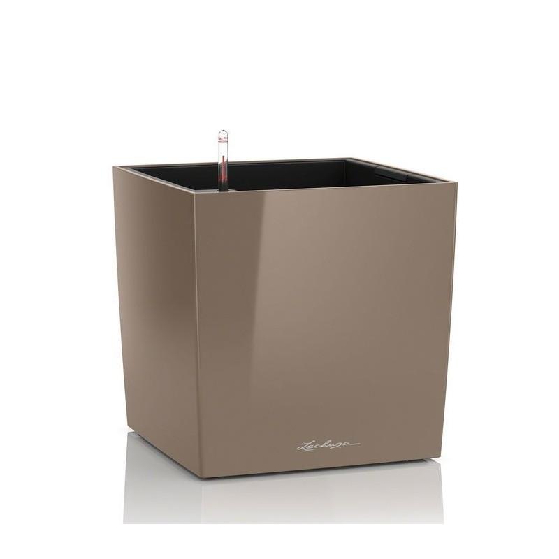 vaso cube 30 lechuza set completo. Black Bedroom Furniture Sets. Home Design Ideas