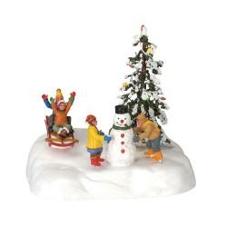 Frolic In The Snow B/O 4.5V Cod. 44210