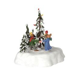 Merry Christmas Tree B/O 4.5V Cod. 44190