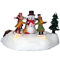 The Merry Snowman B/O 4.5V Cod. 84776