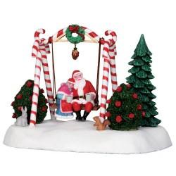 Santa Swing B/O (4.5V) Cod. 24479