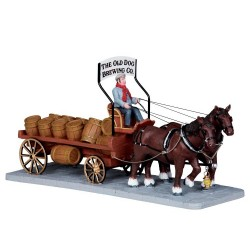 Brewer's Wagon Cod. 03847