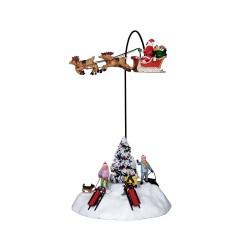 Look There is Santa! con Alimentatore 4.5V Cod. 14429