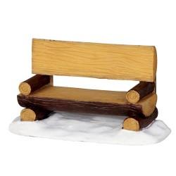 Log Bench Cod. 34617