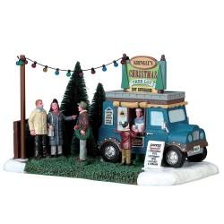 Kringle's Christmas Tree Lot Cod. 53239