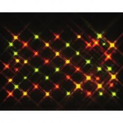 Mini Light Set Multi Color Count of 50 B/O 4.5V Cod. 54387