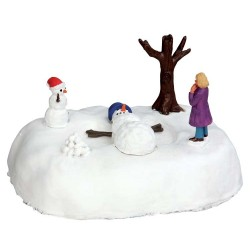 Snowman Angel B/O 4.5V Cod. 54927