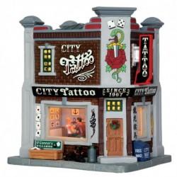 City Tattoo B/O Cod. 55005