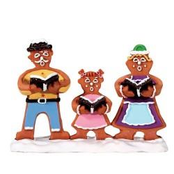Gingerbread Carolers Cod. 62469