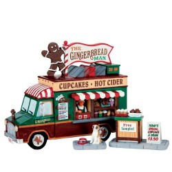 The Gingerbread Man Set of 3 Cod. 63278