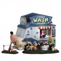 Wally's Pet Wash Wagon Set of 3 Cod. 63279