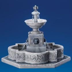 Modular Plaza-Fountain con Alimentatore 4.5V Cod. 64061