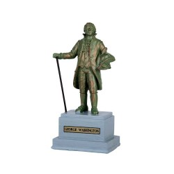 Park Statue George Washington Cod. 64076