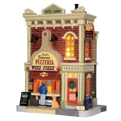 Leo's Famous Pizzeria B/O Led Cod. 65151