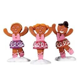 Dancing Sugar Plums Set of 3 Cod. 72481