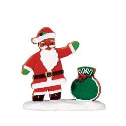 Gingerbread Santa Cod. 72482