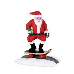 Skateboard Santa Cod. 72498