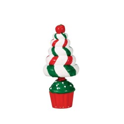 Peppermint Tree Topiary Cod. 74204