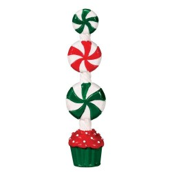 Peppermint Candy Topiary Cod. 74208