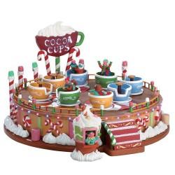 Cocoa Cups con Alimentatore 4.5V Cod. 74222
