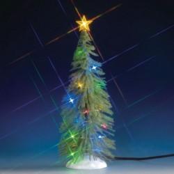 Spruce Tree with 20 Rgb Light B/O (4.5V) Cod. 74265