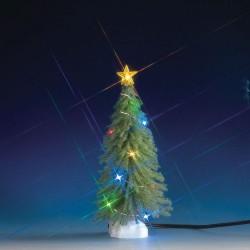 Spruce Tree with Multi Light B/O 4.5V Cod. 74268