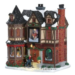 Scrooge's Manor with 4.5V Adaptor Cod. 75191