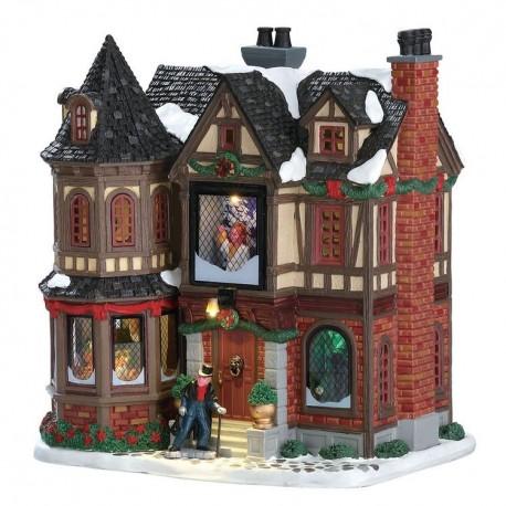 Scrooge's Manor con Alimentatore 4.5V Cod. 75191