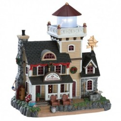 Shell Beach Lighthouse B&B B/O 4.5V Cod. 75210