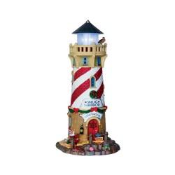 Snug Harbor Lighthouse B/O 4.5V Cod. 65163