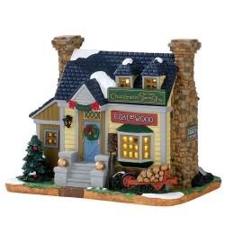 Chuzzlewitt's Chimney Sweep Shop B/O Led (Ld) Cod. 75249