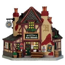 Hamilton's Ale House B/O Cod. 75250