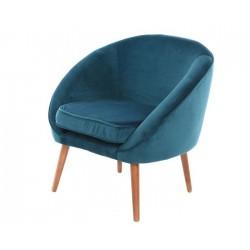 Sedia in Velluto Dim. 68x60x70 cm