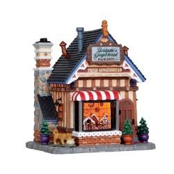 Bridgette's Gingerbread Bakery Cod. 15264