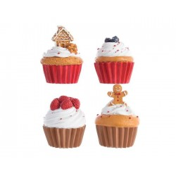 Cupcake Dim. 7x8.8 cm. Pezzo Singolo