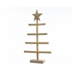Albero Stilizzato da Decorare Dim. 76x40 cm