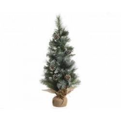 Albero di Natale Frosted Hard Needle 75 cm