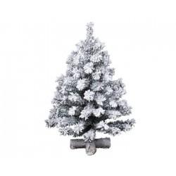 Mini Albero di Natale Toronto innevato 60 cm