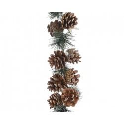 Ghirlanda di Pigne Dim. 170x10 cm